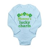 1st st patricks day Long Sleeves Bodysuits