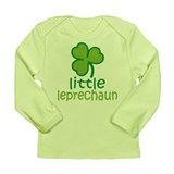 St patricks day kids Long Sleeve Tees