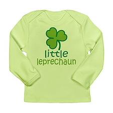 Little Leprechaun Long Sleeve Infant T-Shirt