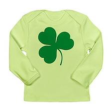Ireland Irish Clover Long Sleeve Infant T-Shirt