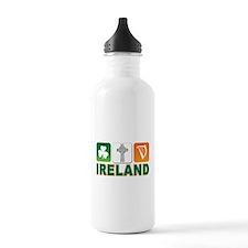 Irish pride Water Bottle