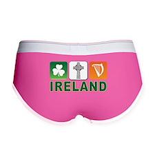 Irish pride Women's Boy Brief