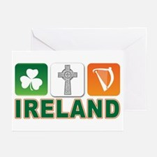 Irish pride Greeting Cards (Pk of 10)
