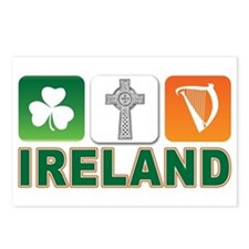 Irish pride Postcards (Package of 8)