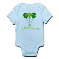1st St Pattys Day Infant Bodysuit