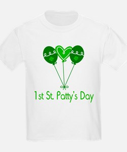 1st St Pattys Day T-Shirt