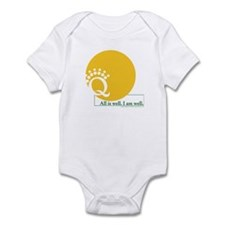 All is Well for Kids Infant Bodysuit