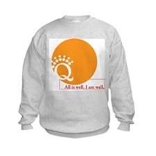 All is Well for Kids Sweatshirt