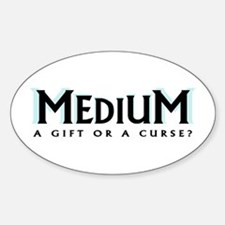 'A Gift or a Curse?' Decal
