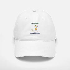 Cricket Duck - The Ashes Baseball Baseball Cap