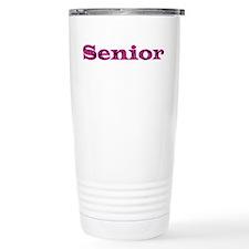 Senior Travel Mug