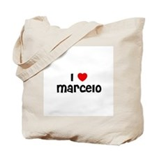 I * Marcelo Tote Bag