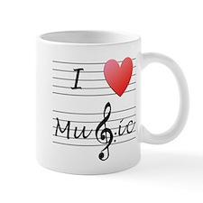 Yaaay Music! Mug