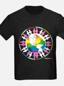 LGBTQ Diversity Earth T