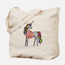 Unicorn Hunter Tote Bag