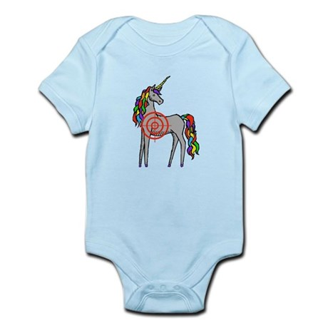 Unicorn Hunter Infant Bodysuit