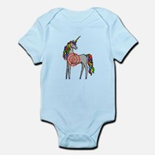 Unicorn Hunter Infant Bodysuit