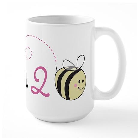 Nana to Bee Large Mug