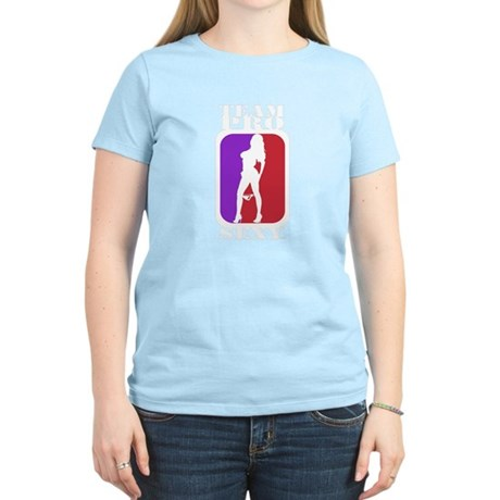 Team Pro Sexy Logo full color T-Shirt