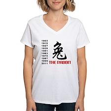 Chinese Symbol Year of The Rabbit Shirt