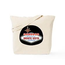 Fabulous Monte Vista Tote Bag