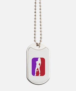 Team Pro Sexy Logo full color.png Dog Tags