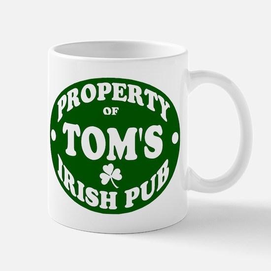 Tom's Irish Pub Mug