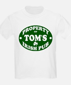 Tom's Irish Pub T-Shirt