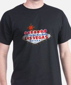 welcome to vegas T-Shirt