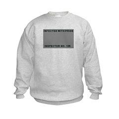 Inspected with Pride Sweatshirt