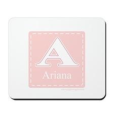 Ariana Mousepad