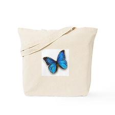 Blue Morpho Tote Bag