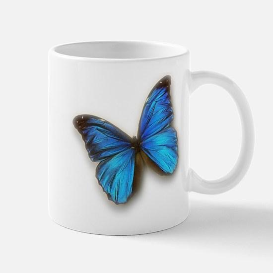 Blue Morpho Mug