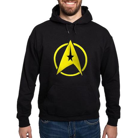 Star Trek Insignia Hoodie (dark)