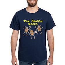 Tax Season Rocks T-Shirt