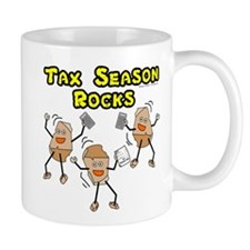 Tax Season Rocks Mug