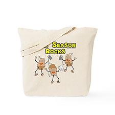 Tax Season Rocks Tote Bag