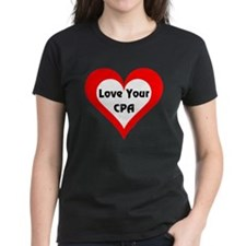 Love Your CPA Tee