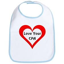 Love Your CPA Bib
