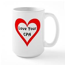 Love Your CPA Mug