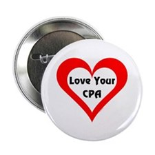 """Love Your CPA 2.25"""" Button"""