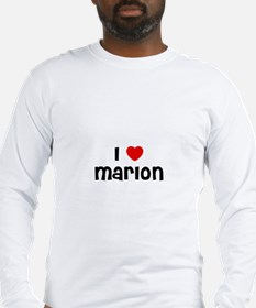 I * Marlon Long Sleeve T-Shirt