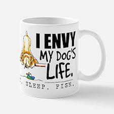 SCWT Wheaten Terrier Fish Mug