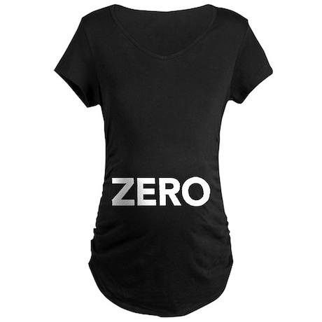 Zero Maternity Dark T-Shirt