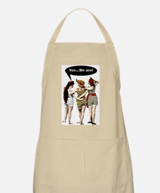 *Discounted* Yes, we are! #1A & #1B BBQ Apron