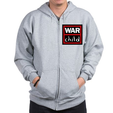 Warchild UK Charity Zip Hoodie