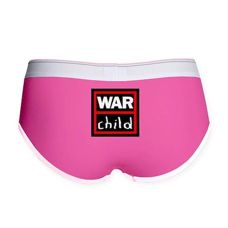 Warchild UK Charity Women's Boy Brief