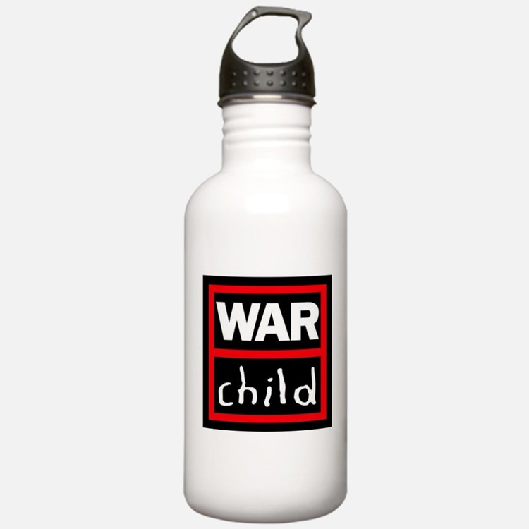 Warchild UK Charity Water Bottle