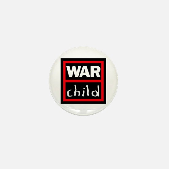 Warchild UK Charity Mini Button (100 pack)