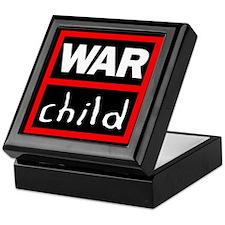 Warchild UK Charity Keepsake Box